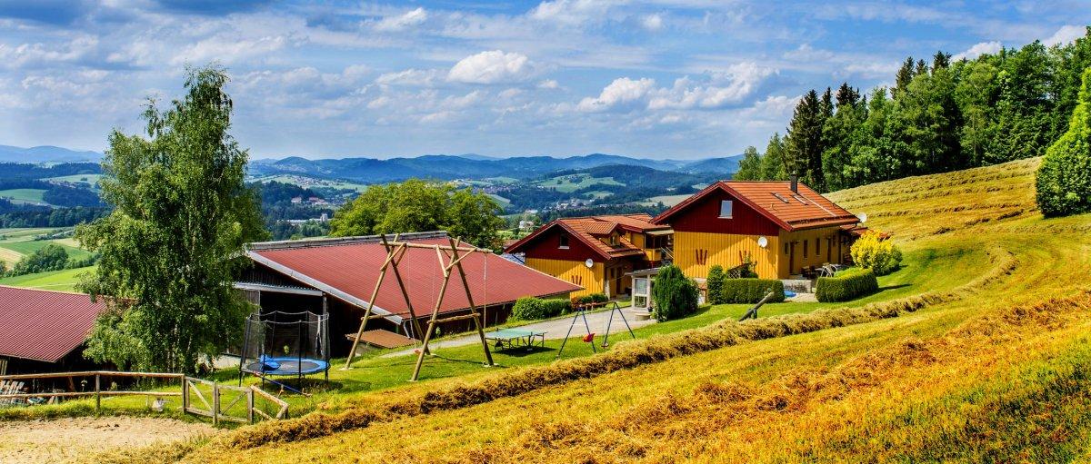 Gammerhof in Waldkirchen Bauernhof und Ferienhaus