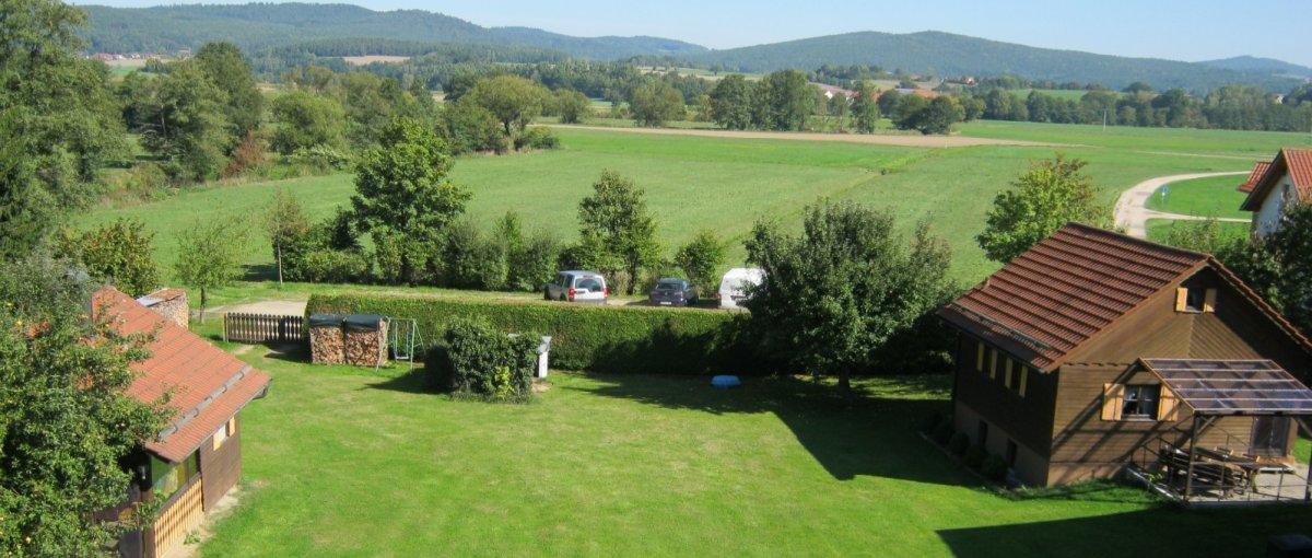 Ferienwohnungen in Neunburg vorm Wald