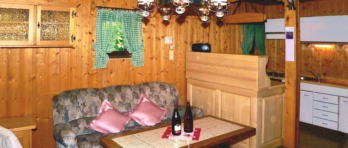 Ferienhütten in der Oberpfalz - Ferien Holzhäuser in Bayern für den Familienurlaub mit Hund