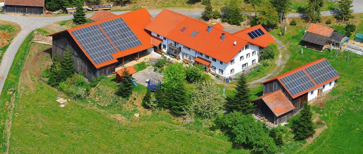 Wellness Bauernhof Greiml in Traitsching in der Oberpfalz