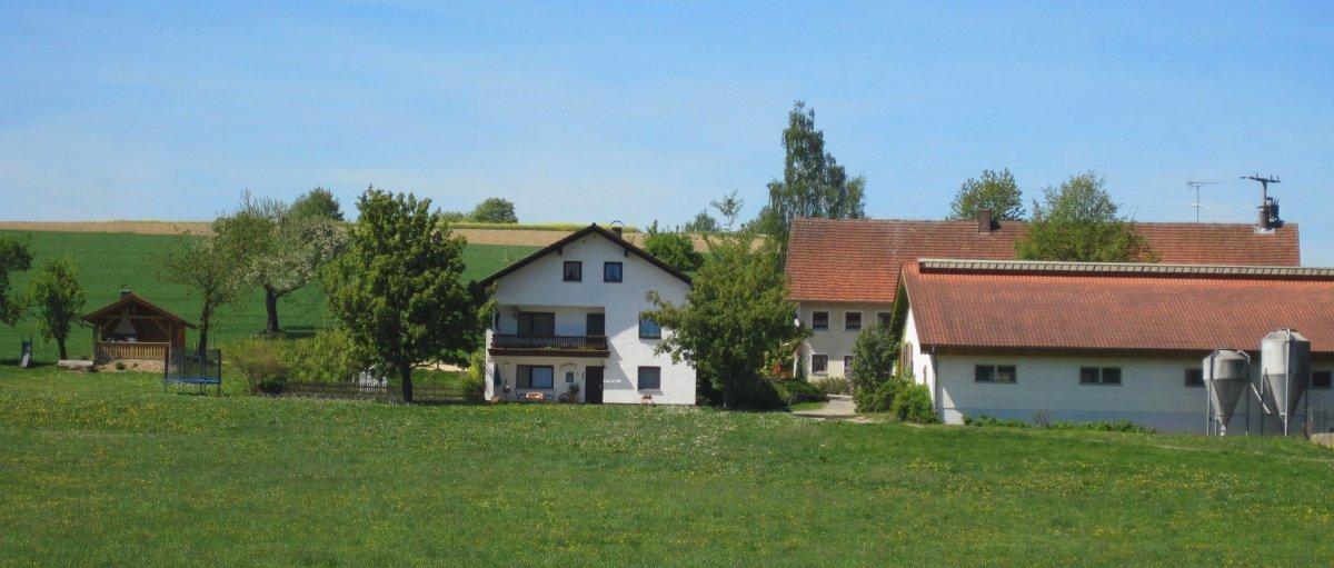 Gschwandnerhof Bauernhof mit Ponyreiten in Bayern