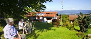 Urlaub im Berghaus Bayerischer Wald Bungalow mieten