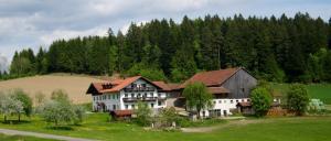 Bauernhof Hacker in Patersdorf Ferienbauernhof mit Halbpension