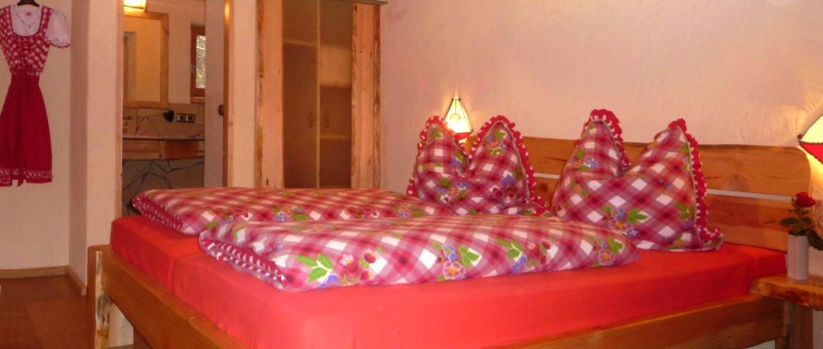 Zimmer im Bayerischer Wald Ferienbungalow von Familie Hacker