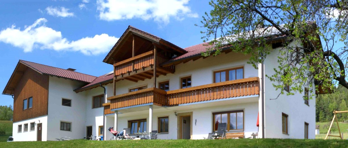 You are currently viewing Ferienhaus Bayerischer Wald Hamberger in Kaikenried