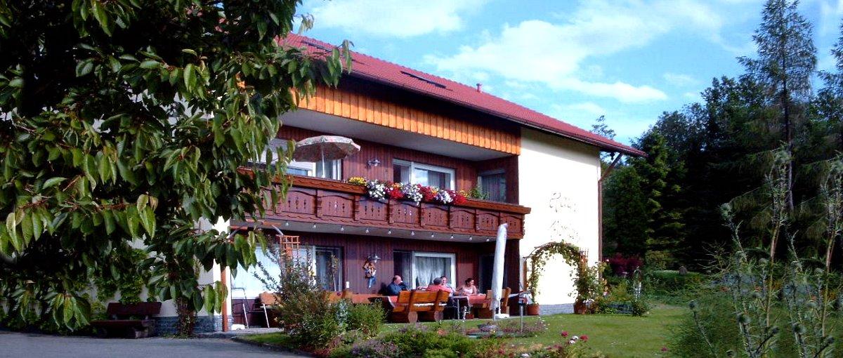 Ferienwohnung mit Frühstück in Waldmünchen Herzogau