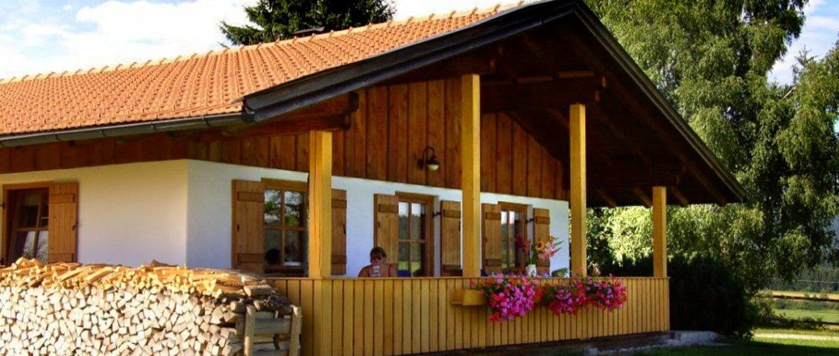 Kirchdorf im Wald Ferienhaus Bungalows im Bayerischen Wald