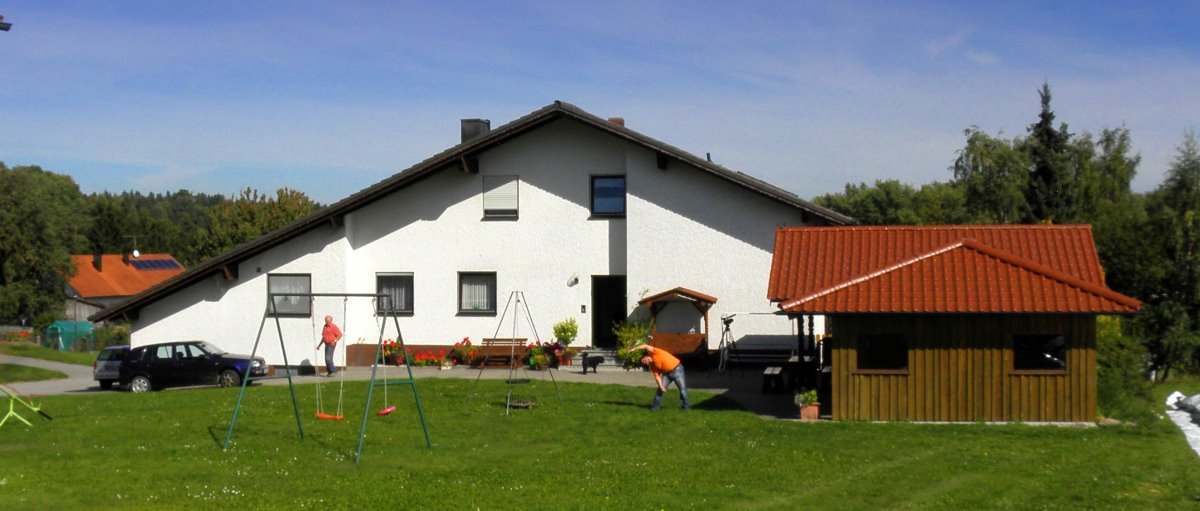 Bauernhof in Zell Ferienwohnung Höcherl in Alletswind