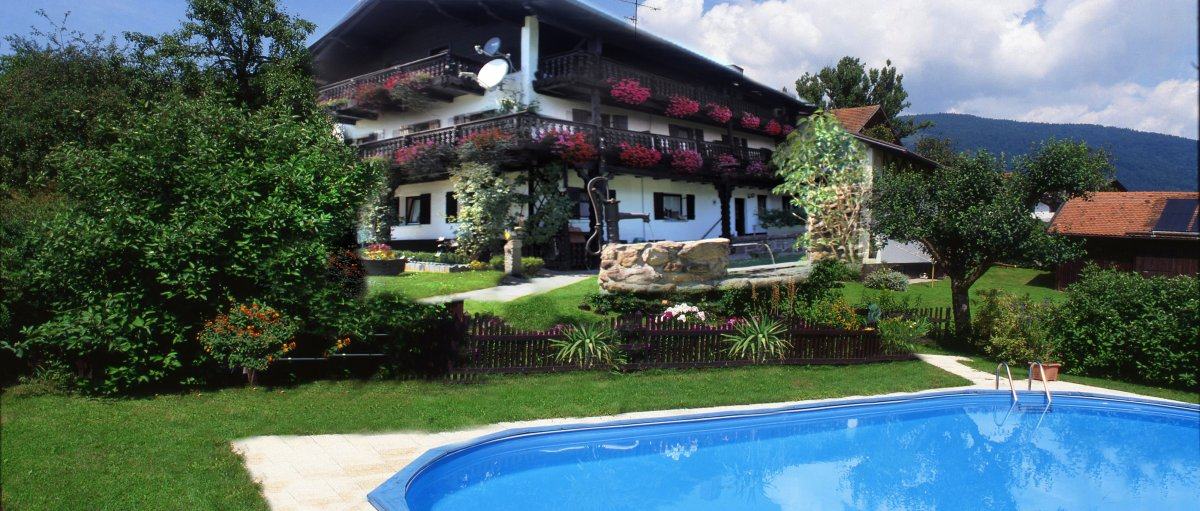 Gästehaus Jakob in Lalling Übernachtung mit Frühstück