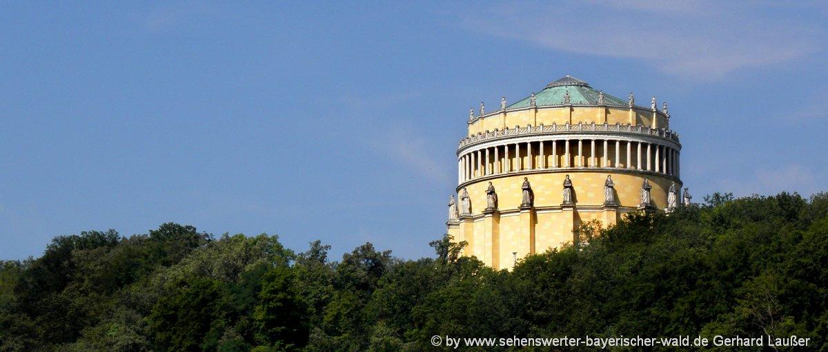 kelheim-sehenswürdigkeiten-altmühltal-ausflugsziele-befreiungshalle