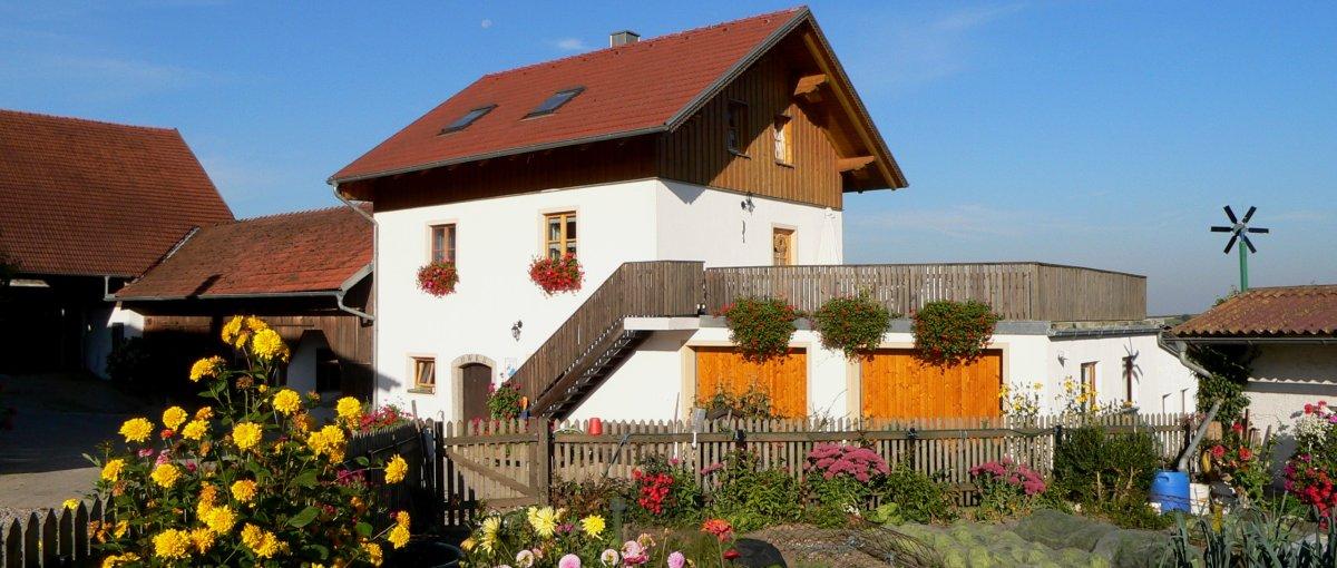 Fischerhof in Klessing Wellness Bauernhof Kerscher bei Roding