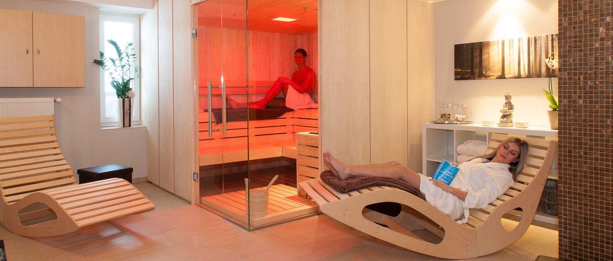 Hotel Köpplwirt in Drachselsried Ferienwohnung mit Sauna in Bodenmais