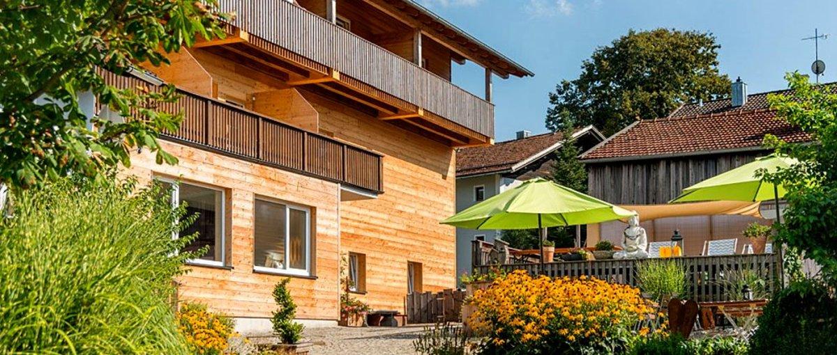 Köpplwirt in Drachselsried Ferienwohnung mit Sauna
