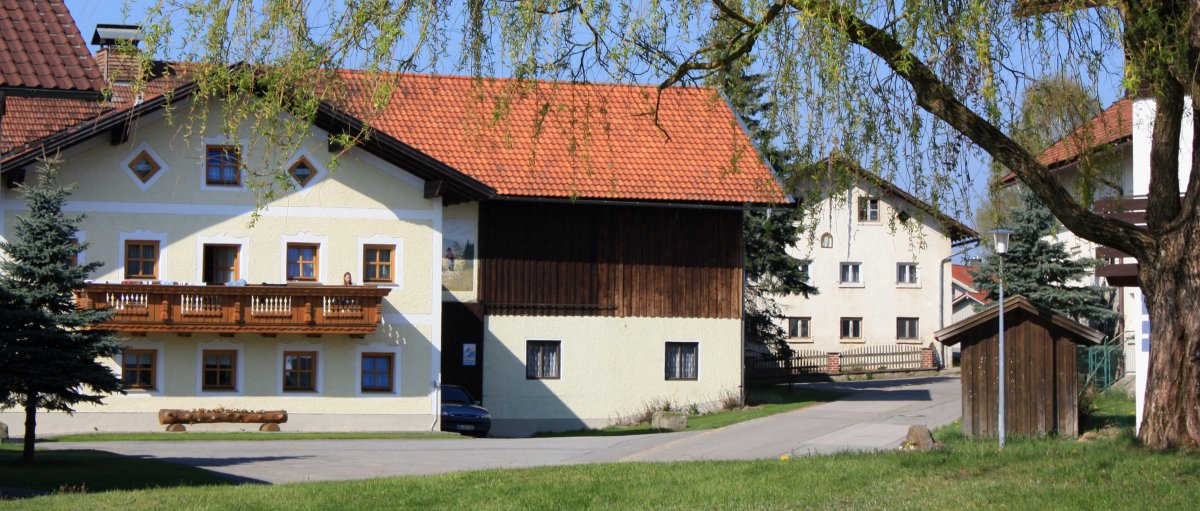 You are currently viewing Ferienhof Kopp Bauernhof bei Bodenmais mit Ponyreiten
