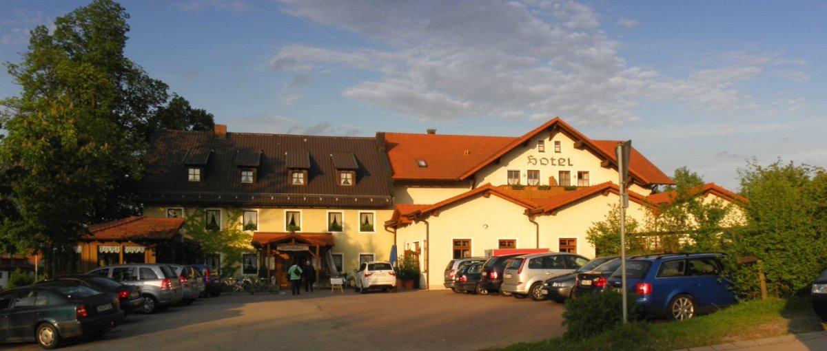 Ausflugsgaststätte Regensburg Hotel Gasthof Lindenhof