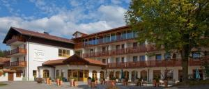 Lindenwirt Wellnesshotel in Drachselsried Tageswellness