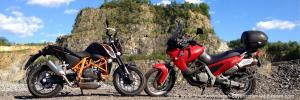 Bayerischer Wald Motorrad Pension in Bayern Bikerpension günstig
