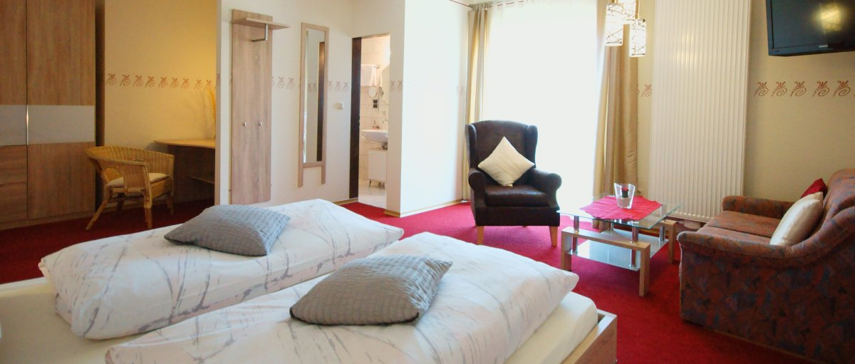 Zimmer im Landhotel in Niederbayern 3 Sterne Hotel am Brotjacklriegel