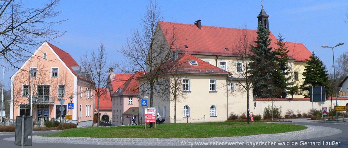 neunburg-vorm-wald-ausflugsziele-oberpfalz-stadt