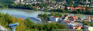 Zimmer mit Frühstück und Pensionen in Passau buchen