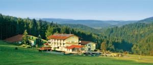 Wellnesshotel Ödhof in Böbrach Bayerischer Wald Basenfasten