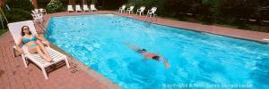 Bayerischer Wald Gasthof mit Schwimmbad