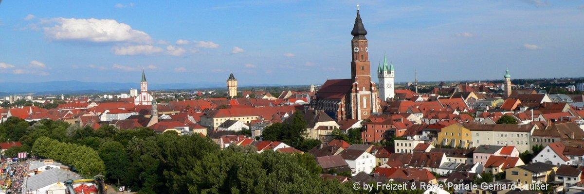Ferienhäuser im Landkreis Straubing Bogen
