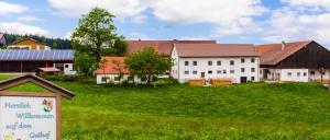 Bauernhof Piendl Ferienwohnung in Guthof ebenerdig & preiswert