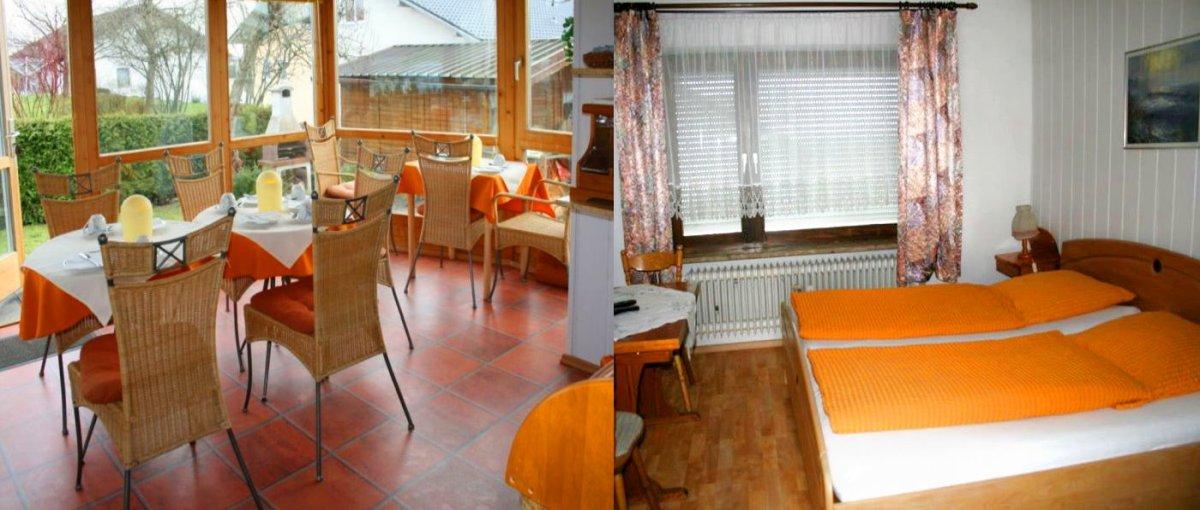 Pension mit Hallenbad in Passau für günstige Übernachtung mit Frühstück in der Dreiflüssestadt