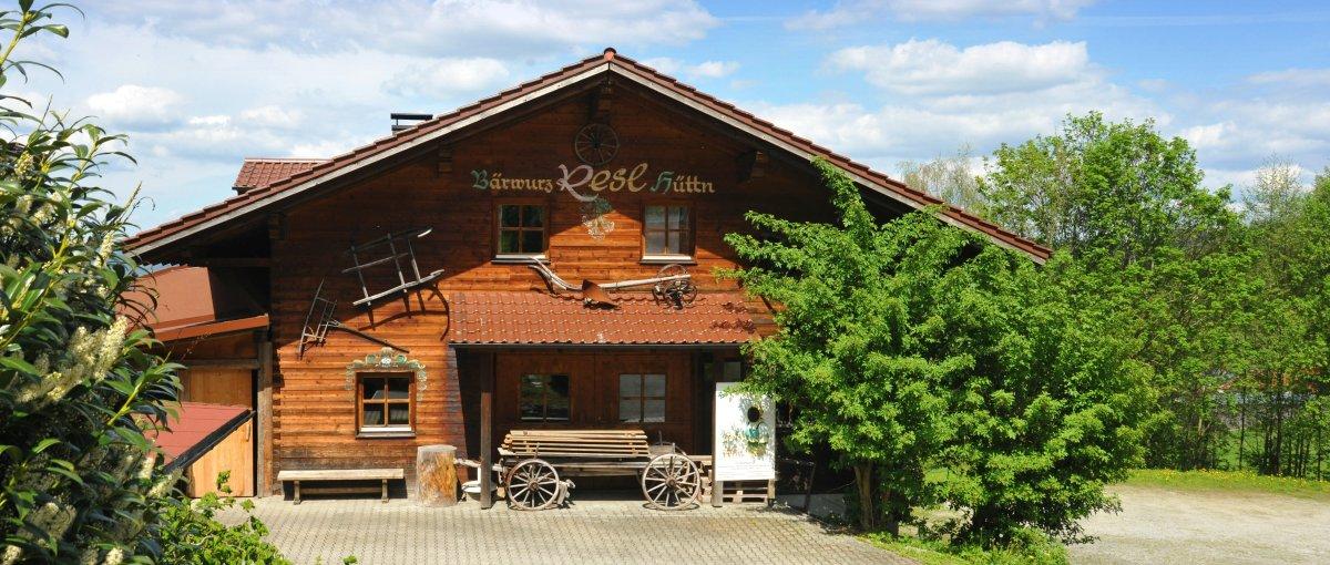 You are currently viewing Berghütte zum Feiern und Übernachten in Bayern
