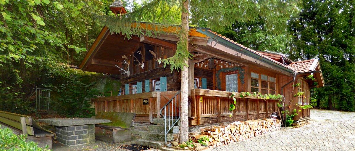 You are currently viewing Richards Jägerhütte Bayerischer Wald Selbstversorgerhütte