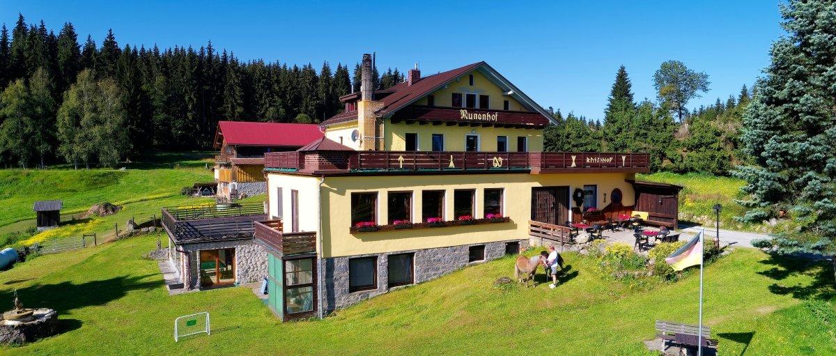 You are currently viewing Bayerischer Wald Bauernhof Pension Runenhof