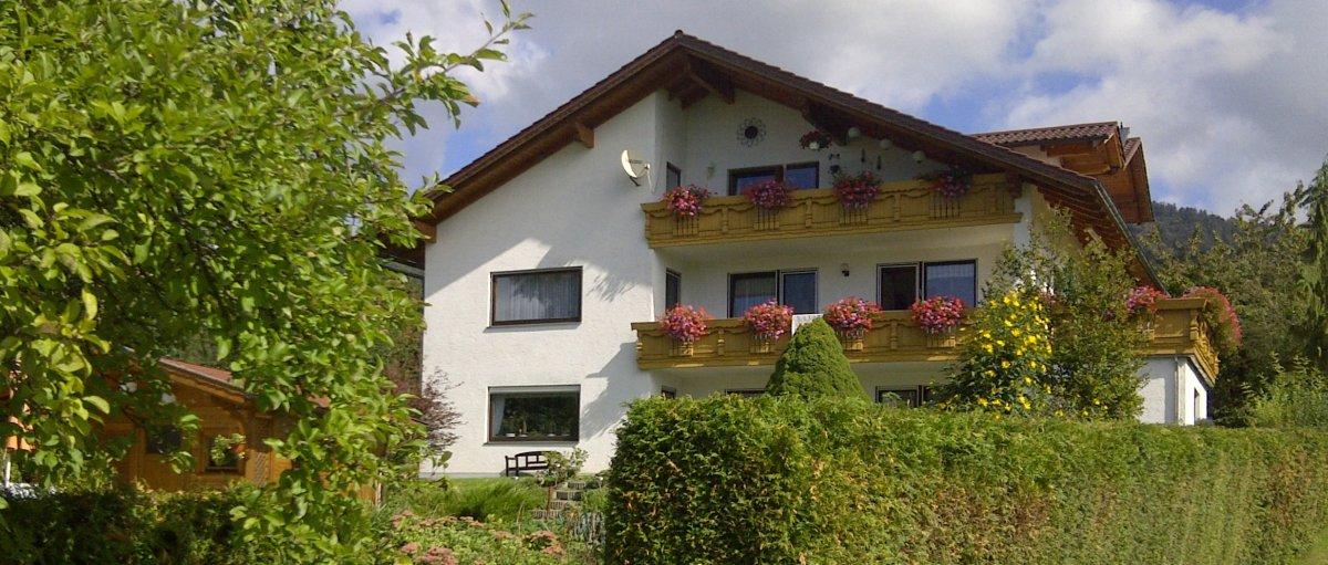Ferienwohnung Schamberger Marianne in Hohenwarth