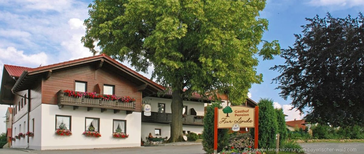 You are currently viewing Gasthof mit Swimming Pool Gasthaus zur Linde in Atzenzell