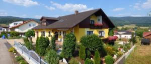 Unterkunft in Gleißenberg Ferienwohnung Waldmünchen