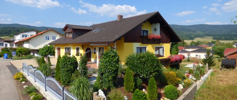 Landhaus Simon Ferienwohnung Gleissenberg Furth im Wald
