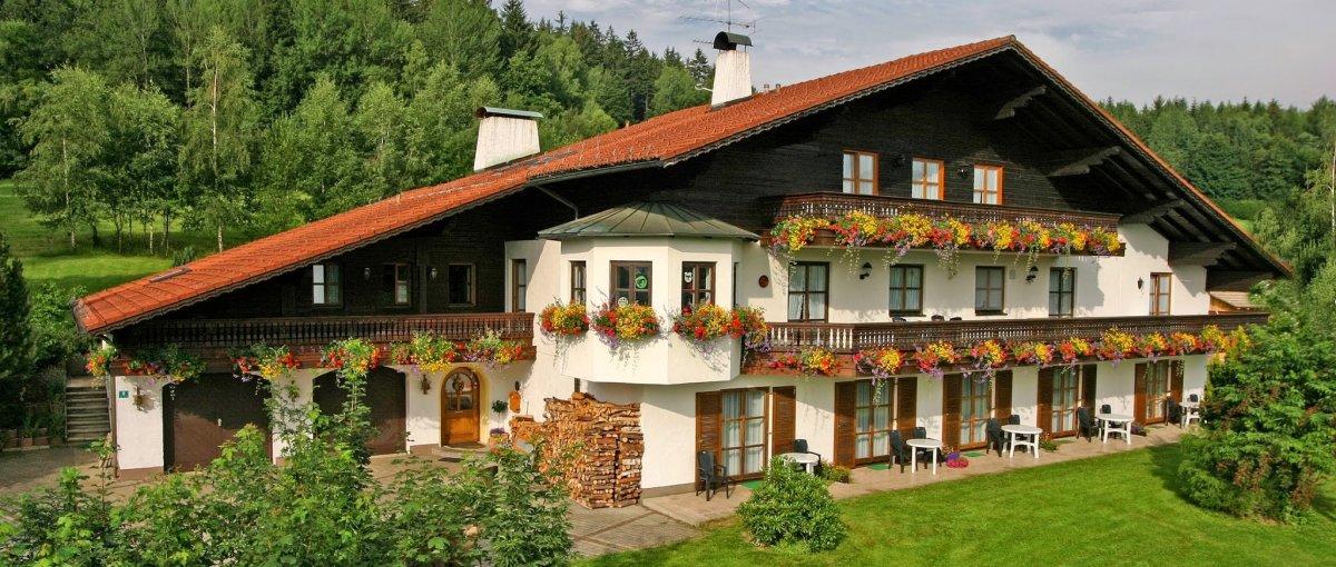 Pension Sonnleitn in Zwiesel Urlaub mit Hund in Bayern