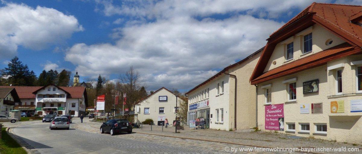Unterkünfte in Spiegelau Ferienwohnung & Ferienhaus
