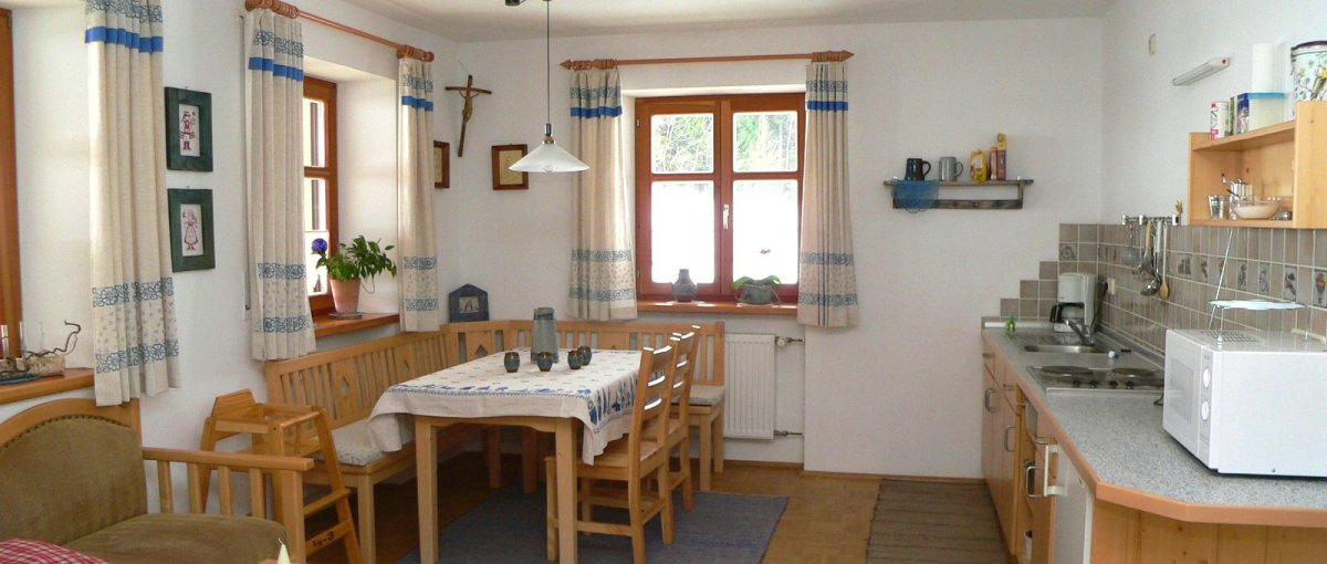 Ferienwohnungen auf dem Bauernhof in Chamerau im Oberen Bayerischen Wald