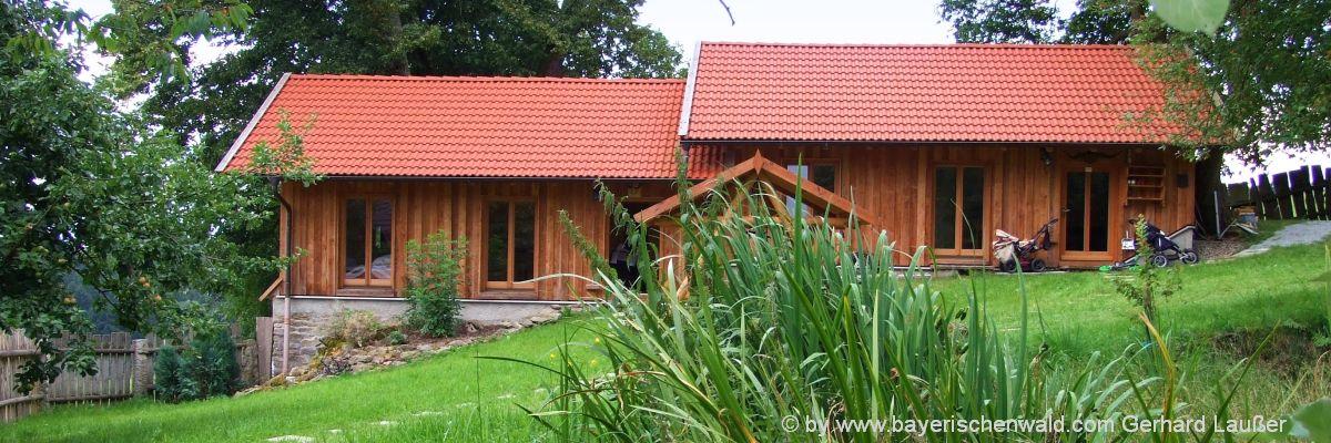 Bayerischer Wald Selbstversorgerhütte in Bayern mieten