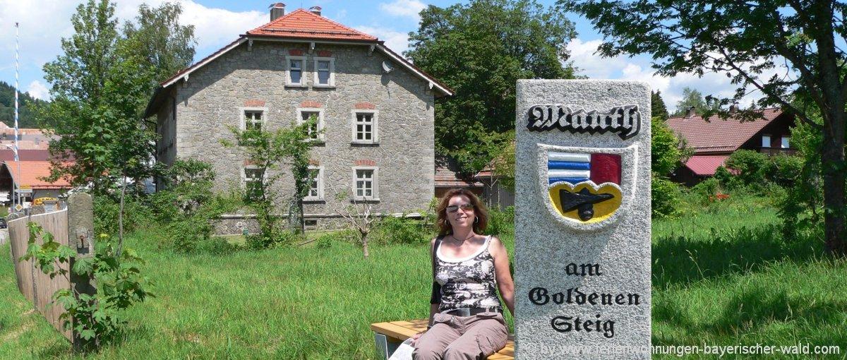 You are currently viewing Unterkünfte in Mauth Bauernhof & Ferienhaus