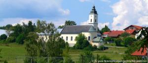 Bayerischer Wald Kirchen und Klöster