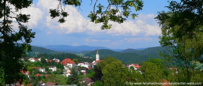 unterkunft-schönberg-ferienhaus-bayerischer-wald-ausflugsziele