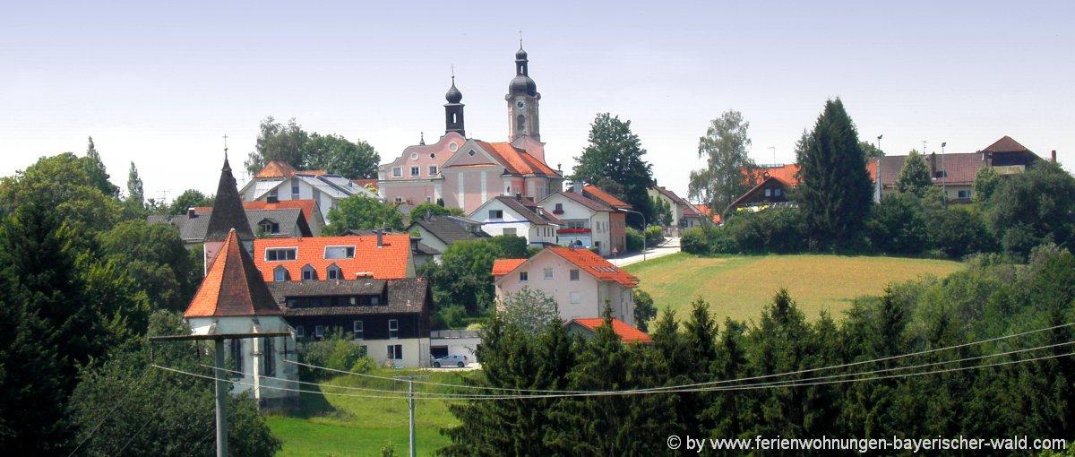 Unterkünfte in Thyrnau Ferienhaus & Ferienwohnung