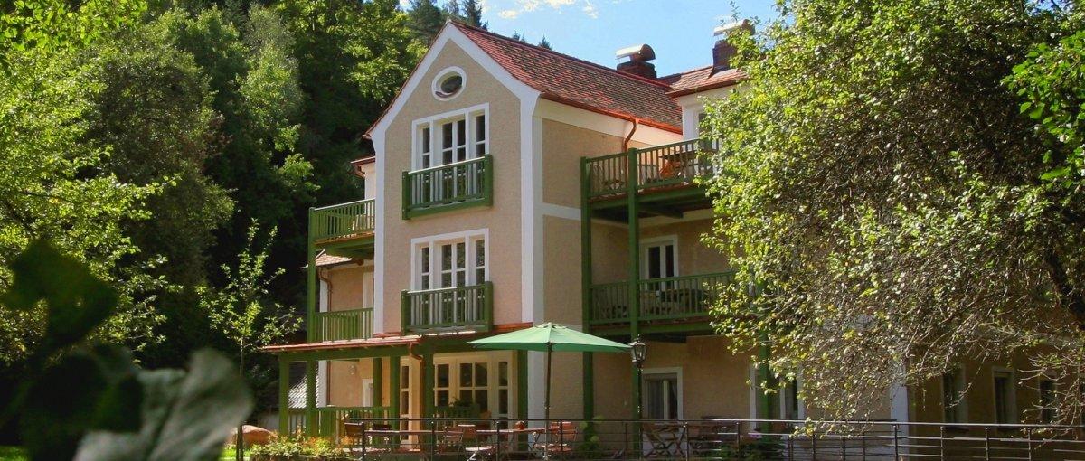 You are currently viewing Ferienwohnung Kopp Neunburg vom Wald im Untermurnthal