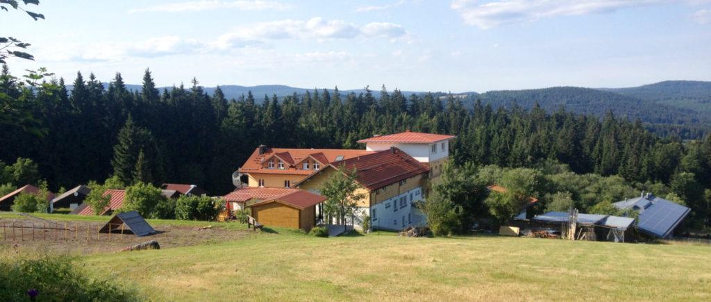 Sterne Hotel Bayerischer Wald Mit Hund