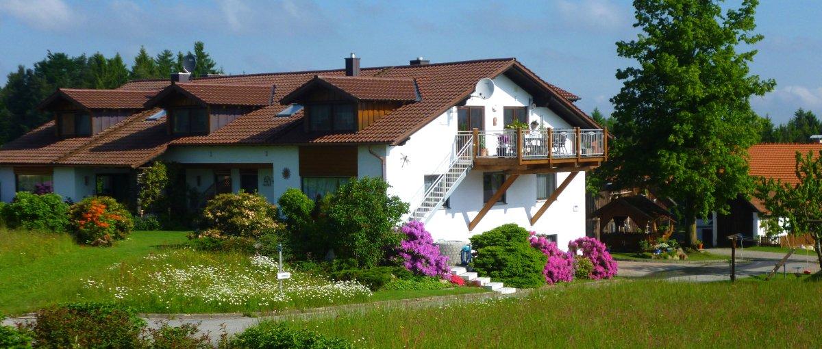 Ferienwohnung mit Streichelzoo in Bayern Familie Weber Höhhof