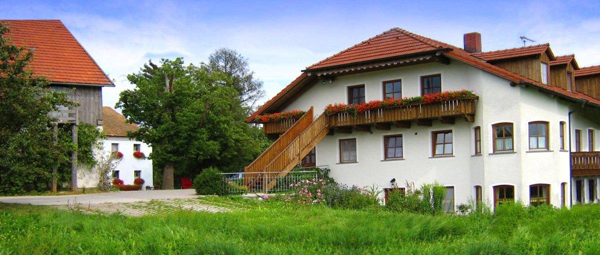 Bauernhof Eiber Waldmünchen Urlaub mit Kindern am Wouznhof