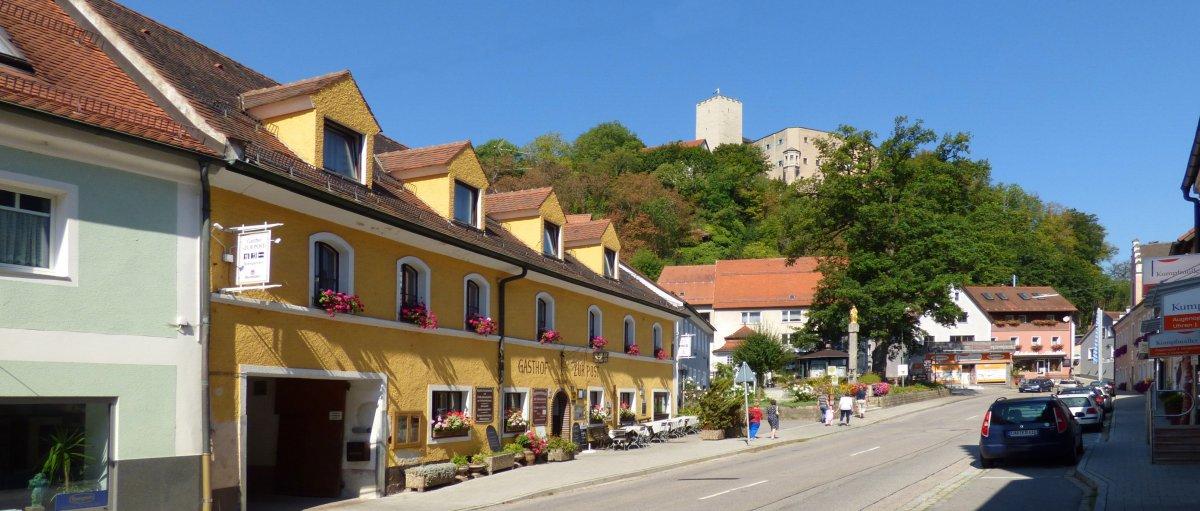 Gasthof zur Post in Falkenstein Bayern Zimmer mit Frühstück